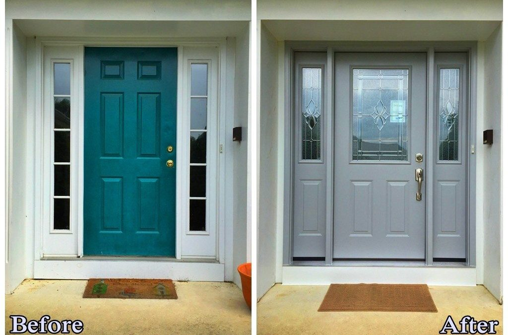 Signs It Is Time for Door Replacement