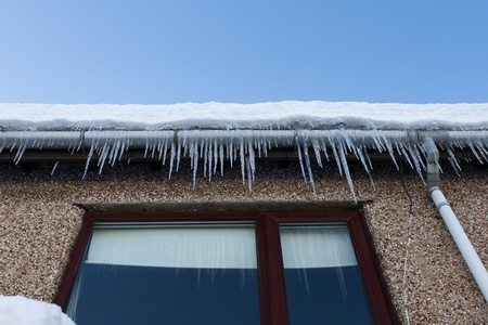 Protect Your Gutters During the Winter