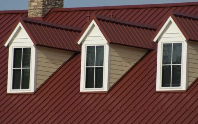 Why Metal Roofs Are a Great Choice for Residential Buildings