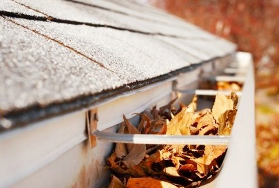 Prevent the Cost of Repairs with a Quality Seamless Gutter System